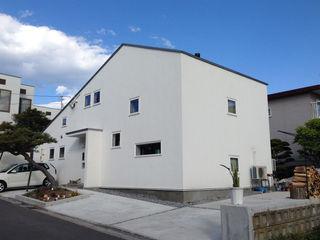 神子島肇建築設計事務所 Modern houses