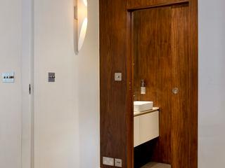 St John's Wood Town House DDWH Architects Pasillos, vestíbulos y escaleras minimalistas