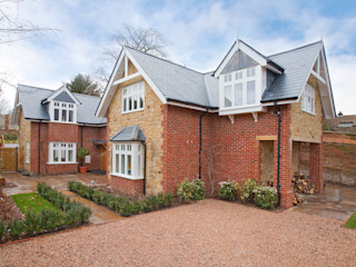 Wickham House C7 architects 現代房屋設計點子、靈感 & 圖片