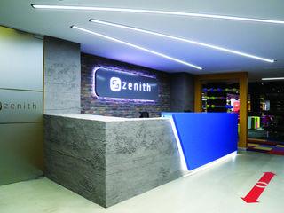 NM Mimarlık Danışmanlık İnşaat Turizm San. ve Dış Tic. Ltd. Şti. Espaces de bureaux industriels