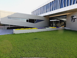 asis mimarlık peyzaj inşaat a.ş. Modern Garden