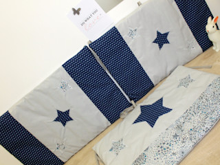 Tour de lit sur mesure Nid Ange Carqueiranne Chambre d'enfantsAccessoires & décorations