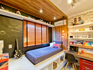 Espaço do Traço arquitetura Nursery/kid's room