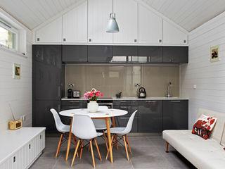 CIRCUS STREET, GREENWICH E2 Architecture + Interiors Cocinas de estilo moderno