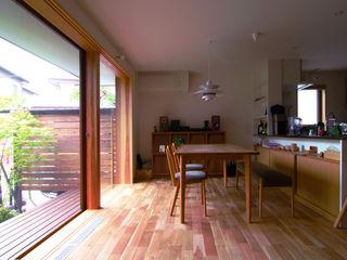 松原正明建築設計室 Moderne Esszimmer