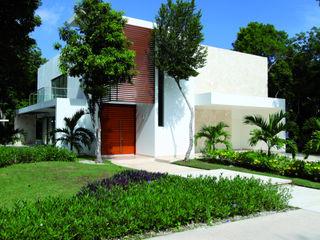 Casa T Enrique Cabrera Arquitecto Casas modernas