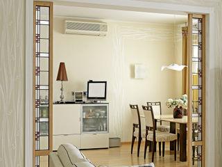 D&T Architects Salas / recibidores