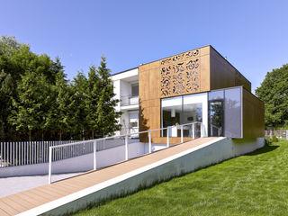 KLUJ ARCHITEKCI Modern houses