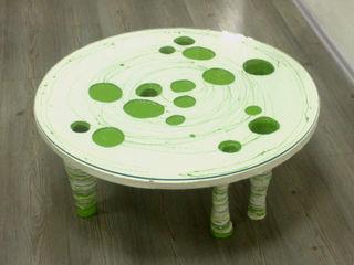 tanya zaichenko Living roomSide tables & trays