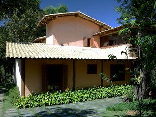 Arquitetamos Escritório Autônomo Rustic style house