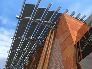 CHM architect Rumah Gaya Industrial