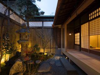 一級建築士事務所 (有)BOFアーキテクツ Asian style garden