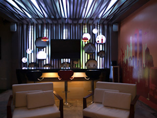 Arq Mobil Balkon, Veranda & TerrasseBeleuchtung Mehrfarbig