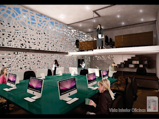 Arq Mobil Moderner Multimedia-Raum Mehrfarbig