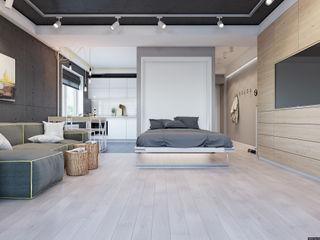 BRO Design Studio Вітальня