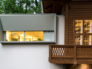 Architektin DI Ulrike Wallnöfer Modern houses