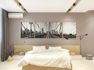 BRO Design Studio Dormitorios minimalistas