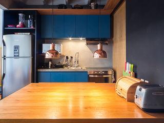 Casa100 Arquitetura Cuisine moderne
