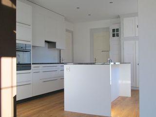 Brauen & Partner Architektur GmbH Кухня