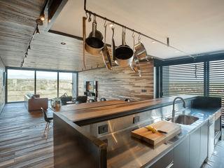 A4estudio Moderne keukens