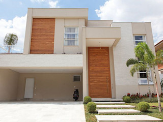 Moran e Anders Arquitetura 現代房屋設計點子、靈感 & 圖片