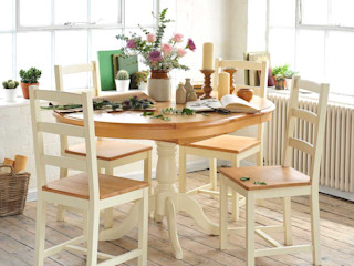 Dining Room The Cotswold Company Country style dining room Wood