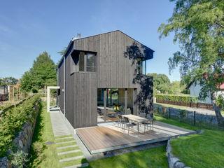 Möhring Architekten Gable roof
