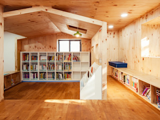 동대문 어린이 도서관 (주)유타건축사사무소 상업 공간 우드 베이지