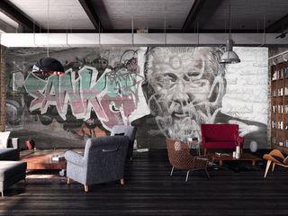 Creativespace Sartoria Murale Walls & flooringWallpaper Paper