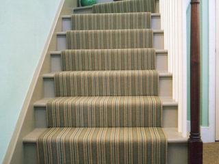 Fleetwood Fox's Installation Shots Fleetwood Fox Ltd Classic style corridor, hallway and stairs Green