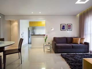 Casa 27 Arquitetura e Interiores Modern living room