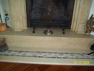 Ege Mermer Granit Living roomFireplaces & accessories