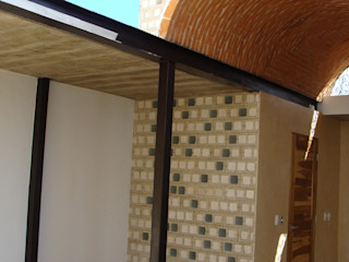 Arq Mobil Kolonialer Balkon, Veranda & Terrasse Mehrfarbig