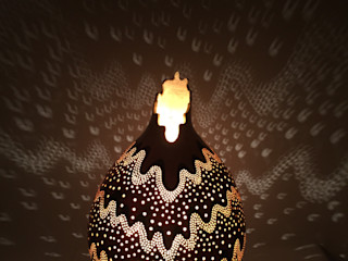 Atelier Pumpkin-Art Living roomLighting