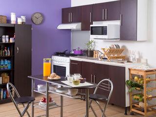 Idea Interior CocinaEstanterías y gavetas