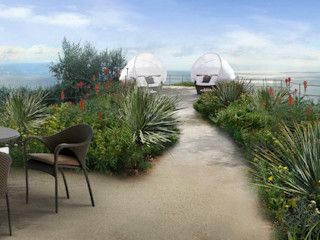 Anna Paghera s.r.l. - Green Design Mediterraner Garten