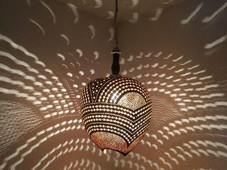 Atelier Pumpkin-Art Living roomLighting Brown