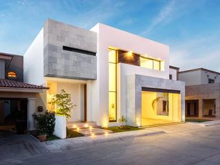 Juan Luis Fernández Arquitecto Modern Houses Stone White