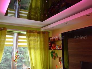 SOLED Projekty i Dekoracje Świetlne Jacek Solka ห้องนอนไฟห้องนอน