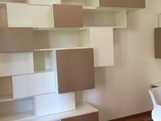 Arreda Progetta di Alice Bambini Moderne studeerkamer