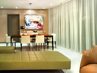 Elías Arquitectura Salas de estar modernas
