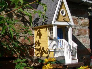 holzwerkstatt-manfred berger JardínAccesorios y decoración