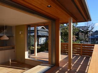 アグラ設計室一級建築士事務所 agra design room Houses لکڑی