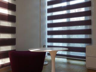 J.Design Dormitorios de estilo moderno Morado/Violeta