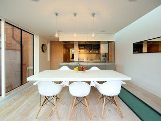 Pond Street Belsize Architects Modern style kitchen