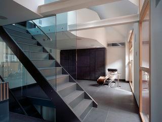 Park Square Mews Belsize Architects Living room