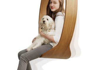 Qui a dit que les sièges doivent avoir des pieds et rester sur le sol ? Handmade of Passion MaisonAccessoires & décoration