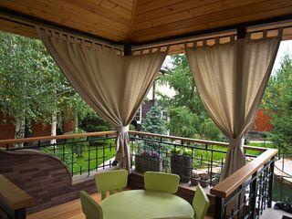 DECOR OUTDOOR Balkon, veranda & terrasAccessoires & decoratie Textiel Wit
