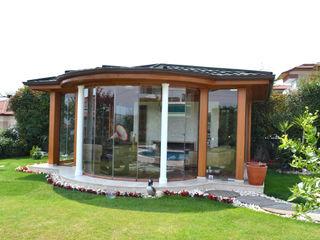 ARTISTIC DESIGN Casas de estilo moderno