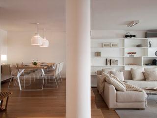 Paula Herrero | Arquitectura 现代客厅設計點子、靈感 & 圖片